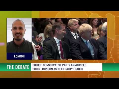 [24 July 2019] The Debate - UK leadership race - English