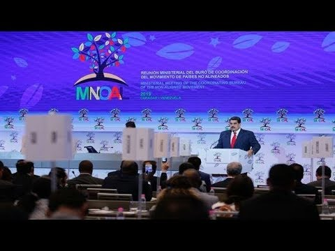 [24 July 2019] Non-Aligned Movement calls on US to end sanctions policy - English