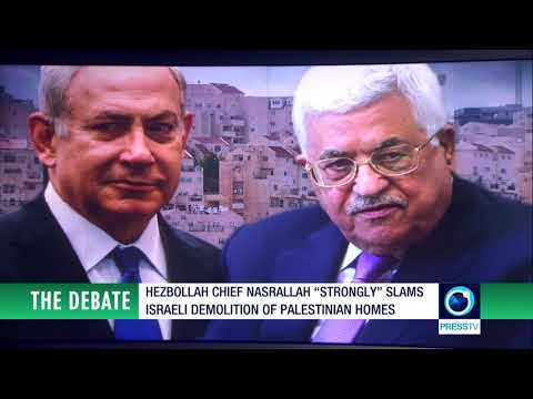 [27 July 2019] The Debate - Halting Agreement with Israel - English