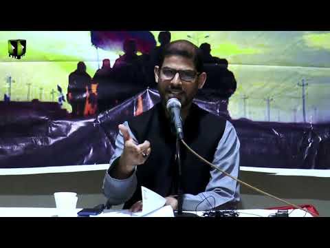 [Lecture] امام حسینؑ کی مختلف زیارتیں اور انکے اہم نکات | Mubashir Zaidi - Urdu
