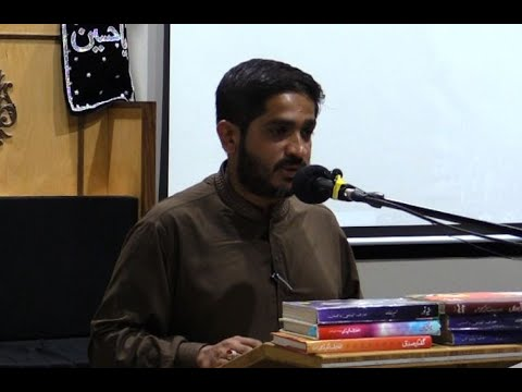 Snippets from Shaheed Arif\'s Life by Br. Salman Rajani -  31st martyrdom anniversary of Allama - English