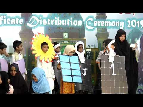 [Presentation] Umeed e Inqilab e Noor | Certificate Distribution Ceremony | 04 Aug 2019 - Urdu
