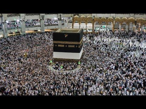 [08 August 2019] Muslim pilgrims arrive to Mecca for annual Haj Pilgrimage - English