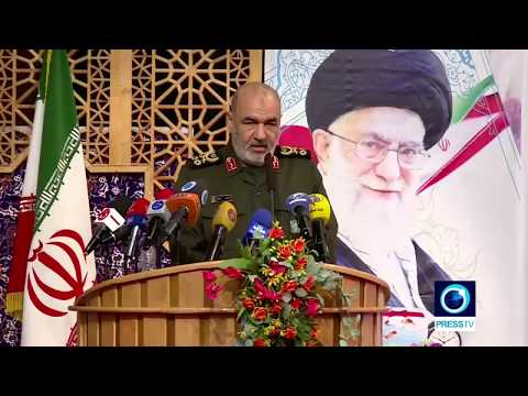 [08 August 2019] IRGC: Washington not interested in war with Tehran - English