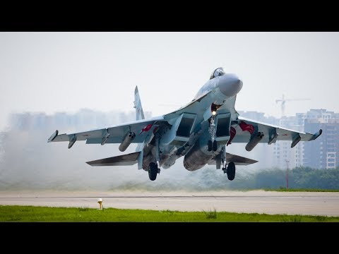 [11 August 2019] After US sanctions,Turkey eyes Russia to buy Su-35 jets - English