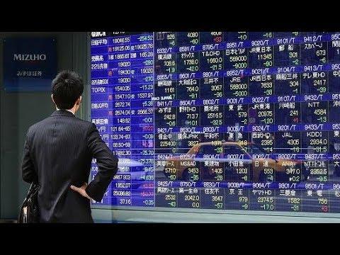 [13 August 2019] Markets fall amid U.S.-China & Hong Kong tensions - English