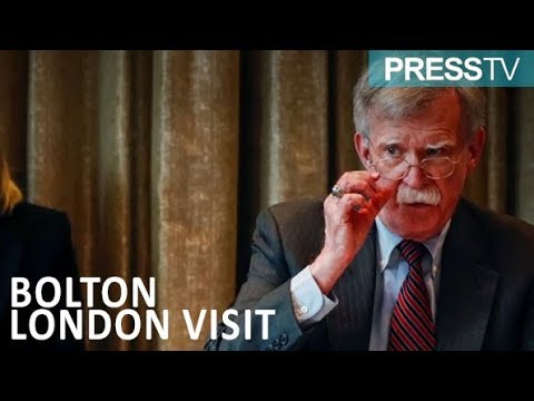 [13 August 2019] Bolton: Time not ripe for talks with UK on Iran - English