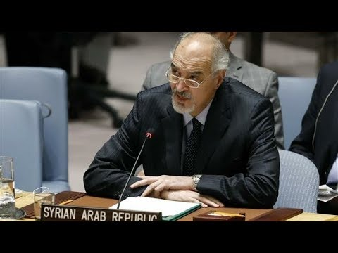 [21 August 2019] US, Turkey must end illegal military presence on Syria soil: Damascus envoy to UN - English