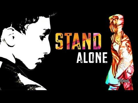 ""\""""Stand Alone""""  Islamic Revolutionary Rap song by a 13 Yr-Old Boy | Husayn Z. | English""