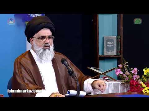 [Clip] Halat e Hazira 27.07.2018 Agha Syed Jawwad Naqvi - Urdu