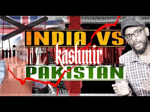 Kashmir | History, Today & the Key Villains | BACKFIRE | English