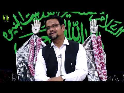 [02] Topic: Imam Ali (as) Mazloom Tareekh | Dr. Zahid Ali Zahidi | Muharram 1441/2019 - Urdu