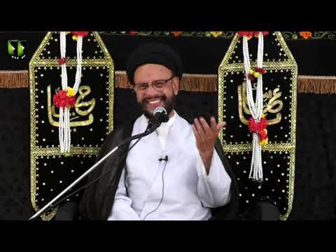 Majlis-e-Aza | H.I Syed Zaki Baqri  | Muharram 1441/2019 - Urdu