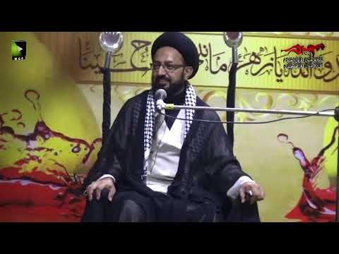 [02] Topic: Wilayat Or Ghalba-e-Deen  | H.I Syed Sadiq Raza Taqvi | Muharram 1441/2019 - Urdu