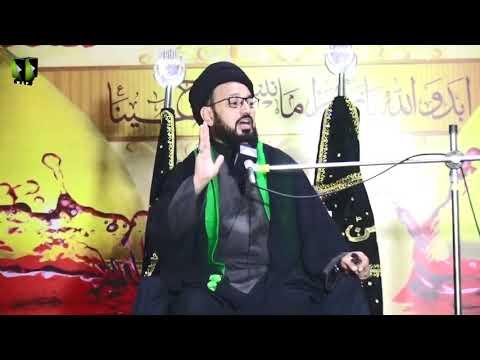 [04] Topic: Wilayat Or Ghalba-e-Deen  | H.I Syed Sadiq Raza Taqvi | Muharram 1441/2019 - Urdu