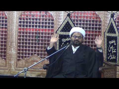 [Majlis 04]Molana Muhammad Raza Dawoodani at Al Sadiq Trust  Muharram 1441/2019 Urdu