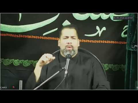 Majlis - [7th Night] Topic:Less is more in a culture of Extravagant spending Br. Syed Asad Jafri |Muharram 1441/2019 Eng