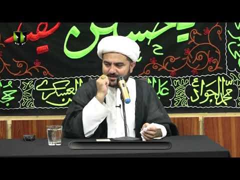 [06] Topic: Tehreek e Karbala ke Tarbiyati Pehlu | Moulana Mohammad Nawaz | Muharram 1441 - Urdu