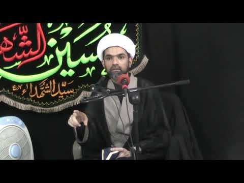 Maulana Mehdi Abbas | Majlis | 6 Muharram 1441H | Urdu