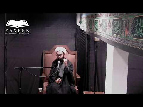 [Night 1] Topic:What is Dhulm (Oppression)| Sheikh Salim Yusufali Muharram 2019 English
