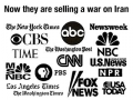 Mainstream Media is Selling Another War - English