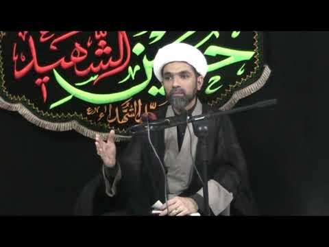 Maulana Mehdi Abbas | Majlis | 7 Muharram 1441H | Urdu