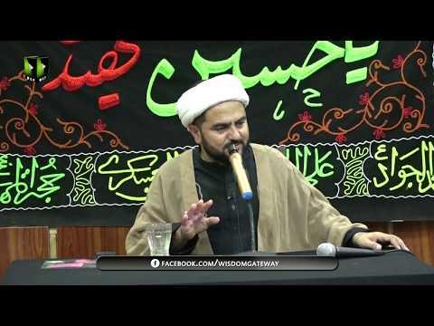 [08] Topic: Tehreek e Karbala ke Tarbiyati Pehlu   Moulana Mohammad Nawaz   Muharram 1441 - Urdu