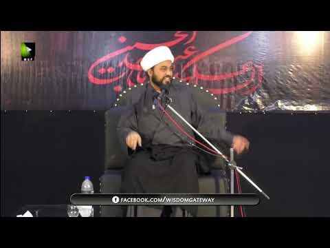 [07] Topic: Sunan-E-Illahiya | Moulana Mohammad Ali Fazal | Muharram 1441 - Urdu