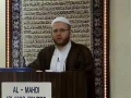Lecture on 3rd Shaban 2009 - English