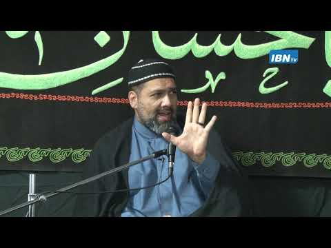 [12 Majlis]  Topic:Less is more in a culture of Extravagant spending Br. Syed Asad Jafri |Muharram 1441/2019 English