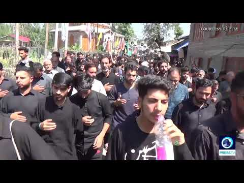 [11 Sept 2019] Kashmiris commemorate Ashura despite heavy restrictions by India - English