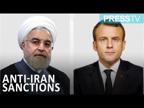 [13 September 2019] Talks with US meaningless while sanctions still in place, Rouhani tells Macron - English