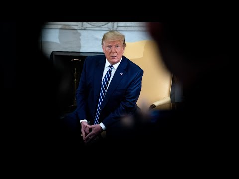 [14 September 2019] Trump: Iran wants to hold talks with US - English