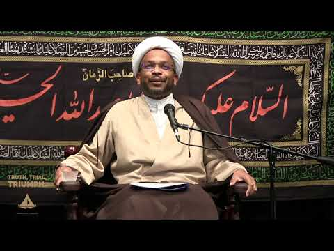 [Night 7] Topic: Truth Trial Triumph Shaykh Usama Abdulghani Muharram 2019 English