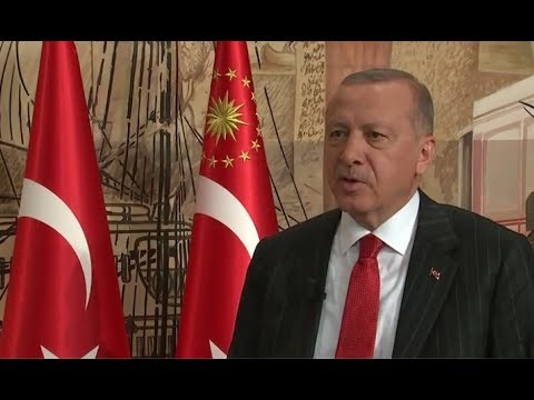 [15 September 2019] Erdogan: Russi\'a S-400 system doesn\'t cotradict F-35 - English
