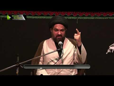 [Majlis] Topic: Qalb e Momin ki Kaifiyaat  H.I Syed Jawad Moosvi  Muharram 1441 - Urdu