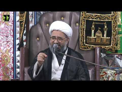 [02] Topic: Wilayat e Ahlebait (as) | H.I Muhammad Amin Shaheedi | Muharram 1441/2019 - Urdu