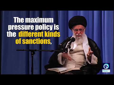 [19 September 2019] Why has the US resorted to so-called \'maximum pressure\' policy against Iran?- English