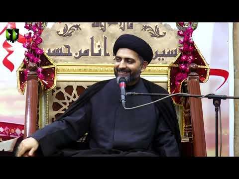 [05] Topic: Hudood e Nizaam e Elahi | Moulana Nusrat Bukhari | Muharram 1441/2019 - Urdu