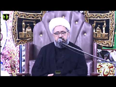 [06] Topic: Wilayat e Ahlebait (as) | H.I Muhammad Amin Shaheedi | Muharram 1441/2019 - Urdu