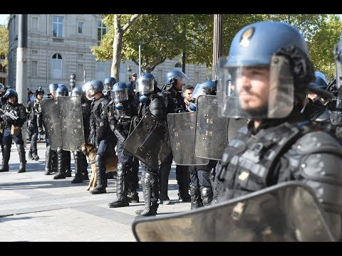 [22 September 2019] Massive state repression as Yellow Vests hit 10 months - English