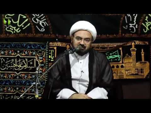 [Majlis-e-Aza] H.I Ali Asghar Saifi | 22 Muharram 1441/2019 - Urdu