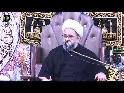 [08] Topic: Wilayat e Ahlebait (as) | H.I Muhammad Amin Shaheedi | Muharram 1441/2019 - Urdu