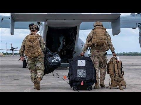 [29/09/19] War trauma, social breakdown increasing suicide among US troops - English