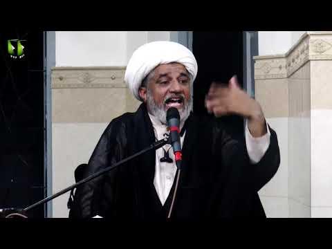 [02] Topic: Mojizaat Imam Hasan (as) Or Tarekh e Azwaaj e Masoom | Moulana Fayaz Mutahari - Urdu