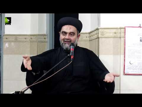 [04] Topic: Mojizaat Imam Hasan (as) Or Tarekh e Azwaaj e Masoom   H.I Muhammad Ali Naqvi - Urdu
