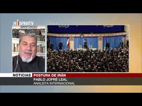 [02Oct19] Jofré Leal: Europa no puede salvar pacto nuclear bajo yugo de EEUU - Spanish