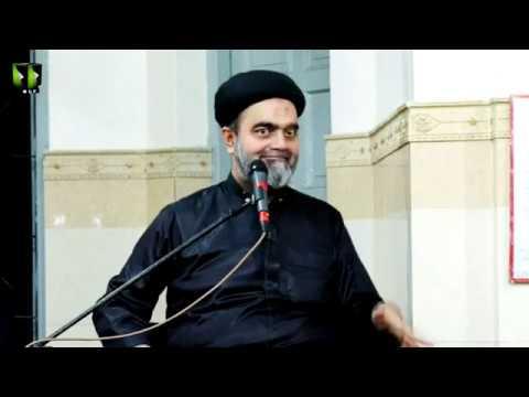[06] Topic: Mojizaat Imam Hasan (as) Or Tarekh e Azwaaj e Masoom | H.I Muhammad Ali Naqvi - Urdu