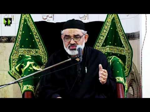 [02] Topic: Nahjul Balagha, Haris Hamdani Kay Naam Maktoob | H.I Ali Murtaza Zaidi | Safar 1441 - Urdu