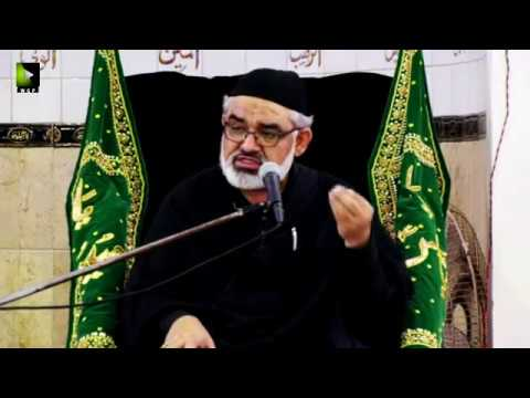 [03] Topic: Nahjul Balagha, Haris Hamdani Kay Naam Maktoob | H.I Ali Murtaza Zaidi | Safar 1441 - Urdu